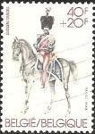 sellos de Europa - Bélgica -  Guides