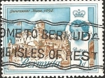 Stamps : America : Bermuda :  Government House