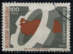 Stamps : Asia : Turkey :  TURQUIA_SCOTT 1993.01 $0.2