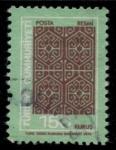 Sellos de Asia - Turquía -  TURQUIA_SCOTT O135.01 $0.2