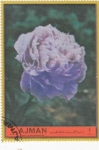 Stamps : Asia : United_Arab_Emirates :  FLORES-