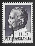 Sellos de Europa - Yugoslavia -  Josip Broz Tito (1892-1980)
