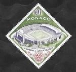 Sellos de Europa - Mónaco -  620 - Centº del futbol, Estadio Wembley