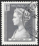 Stamps : Europe : Monaco :  478 - Grace Kelly