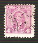 Sellos de America - Cuba -  INTERCAMBIO