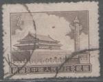 Stamps : Asia : China :  PLAZA DE TIAN AN MEN PEKÍN