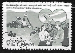 Stamps Vietnam -  Hoa Binh Hydro-electric project