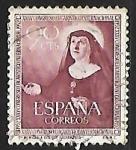 Sellos de Europa - España -  XXXV Congreso Eucaristico Internacional