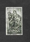 Sellos de Europa - España -  Edf 1535 - Navidad