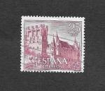 Sellos de Europa - España -  Edf 1739 - Castillos de España