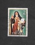 Sellos de Europa - España -  Edf 2028 - Centenario de Celebridades