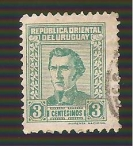 Stamps : America : Uruguay :  INTERCAMBIO