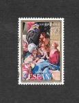 Stamps Spain -  Edf 1944 - Navidad