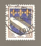 Stamps of the world : France :  INTERCAMBIO