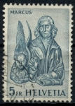 Stamps of the world : Switzerland :  SUIZA_SCOTT 407.01 $0.2