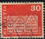 sellos de Europa - Suiza -  SUIZA_SCOTT 444.02 $0.2