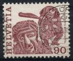 sellos de Europa - Suiza -  SUIZA_SCOTT 644.02 $0.9