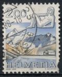 Sellos de Europa - Suiza -  SUIZA_SCOTT 725 $0.3