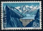 Stamps Switzerland -  SUIZA_SCOTT 754.02 $1.1
