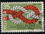 Stamps : Europe : Switzerland :  SUIZA_SCOTT 772.01 $0.4