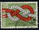 Stamps Switzerland -  SUIZA_SCOTT 772.02 $0.4
