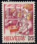 Stamps Switzerland -  SUIZA_SCOTT 784.01 $0.4