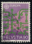 Stamps : Europe : Switzerland :  SUIZA_SCOTT 823 $1.25