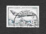 Stamps France -  C41 - Avión