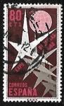 Stamps : Europe : Spain :  Exposicin de Bruselas 58
