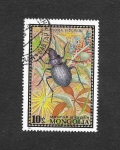 Stamps  -  -  INSECTOS