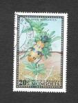 Stamps : Europe : Mongolia :  668 - Escarabajo