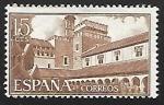 Sellos de Europa - España -  Claustro