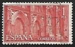 Sellos del Mundo : Europa : España : Monasterio Ntra. Sra. de Guadalupe - fachada