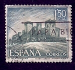 Sellos de Europa - España -  Castillo de Almodobar