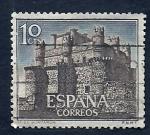 Sellos de Europa - España -  Castillo de Guadamun