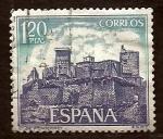 Sellos de Europa - España -  Castillo de Monterrey