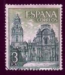 Sellos de Europa - España -  Catedral de Murcia