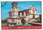 Stamps United Arab Emirates -  BASÍLICA