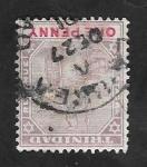 Stamps : America : Trinidad_y_Tobago :  45 - Britania