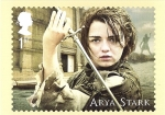 Stamps Europe - United Kingdom -  serie- tarjetas franqueadas