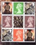 Stamps Europe - United Kingdom -  juego de tronos