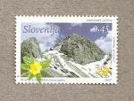 Sellos de Europa - Eslovenia -  Turismo de monta�a