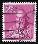 Stamps : Europe : Spain :  Canonizacion del Beato Juan de Ribera