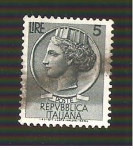 Stamps of the world : Italy :  INTERCAMBIO