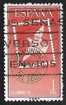 Sellos del Mundo : Europa : España : Dia mundial del sello