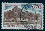 Sellos de Europa - Francia -  San German