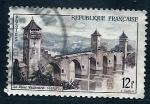 Sellos de Europa - Francia -  Puente de VALENTRE