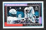 Stamps Grenada -  310 - Primer hombre en la Luna