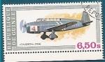 sellos de Africa - Guinea -  Caudrón 1934