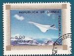 Sellos de Africa - Guinea Ecuatorial -  Concorde